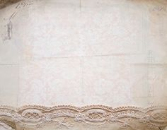 Vintage paper & lace texture - free to use in your photography/art/design work etc.
