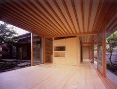 Tezuka Thin Roof House