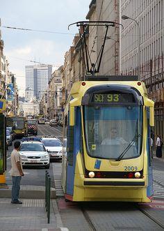 Tram - Brussels