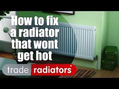 Jimmy the plumber explains the reasons why you might have one cold radiator in your house and shows you what you can do to fix it.