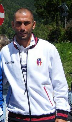 Di Vaio nel 2011 al Bologna