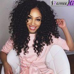 10% ! 4X4'' Peruvian Human Hair Lace Closure Hot Afro Kinky Curl Natural Color