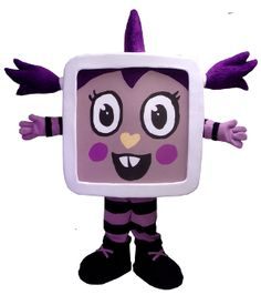 Bam Mascots - Custom Mascot Costume Designers and Manufacturers  sc 1 st  Pinterest & You may have already seen Taggie around - itu0027s the mascot costume we ...