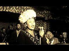 Ella Fitzgerald ~ I've got the world on a string
