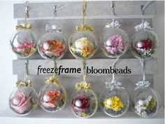 Frame Your Wedding Flowers: Preserve Your Bouquet in a Display