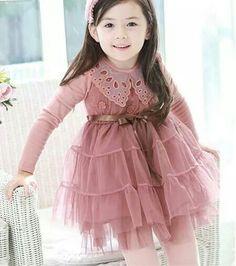 Girl elegant