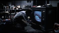 VIDEODROME is a 1983 Canadian science fiction horror film written and directed by David Cronenberg. Nbc Nightly News, Geena Davis, Candice Bergen, Steven Seagal, Michelle Monaghan, Robert Duvall, Michael Crichton, Liev Schreiber, Bryan Cranston