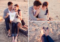 Crystal Cove Maternity Session