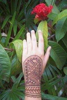 Polynesian Tattoo © Catana