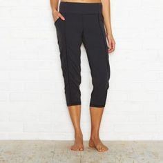 Get Going Capri | Studio Bottom | lucy activewear