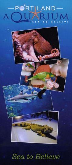 Portland Aquarium... Sea To Believe! #PortlandAquarium