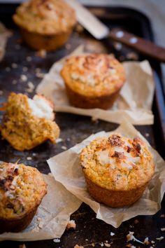 Muffins aux carottes et dattes | K pour Katrine