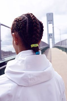 Make your run more fun. Rock and wear your hair any way you want with the Nike Sport Hair Ties.