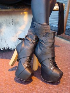 Hermes Spats by Xenolux on Etsy, $65.00