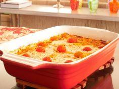 Receitas - From our home to yours - Português: Conchiglione ao molho de três queijos