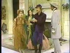 """Carol Burnett Show-"""" Went With the Wind"""" spoof... Part TWO...part one is somewhere on this board ... I can not NOT laugh at the dress.....!"""