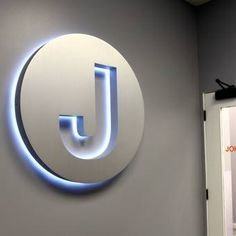 Office Signs - Custom Lobby Signs | Impact Signs                                                                                                                                                     More