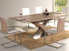 Dřevěný jídelní stůl - Raul