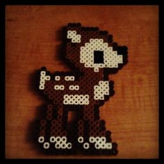 Dear perler beads by beads_of_color