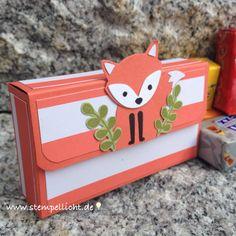 Stempellicht: Maoam Box - Foxy Friend