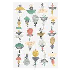 A3 #Jellyfish #poster.  Deze A3 Jellyfish poster met illustratieve kwallenis gedrukt op 200 grams mat papier.  Gedrukt met Epson pigment inkt zodat de print niet vervaagd.  Dit papier is waterbestendig, fade-bestendig en heeft een uitstekende kwaliteit! Prachtig aan de muur in je huis of werkplek met masking tape of in een lijst.  from www.kidsdinge.com                  https://www.instagram.com/kidsdinge/ https://www.facebook.com/kidsdinge/ #kidsdinge
