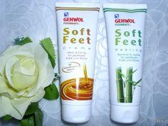 Il Giardino delle Meravigliose Bellezze da Biene-Enia: Gehwohl Fusskraft Soft Feet Peeling  im Test