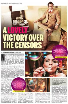 Bollywood ~ A Lovely Victory over the Censors