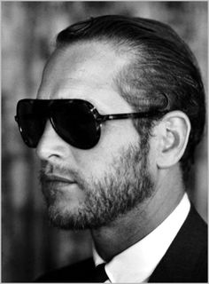 Paul Newman, such a classic. Type his name into Pinterest search and in every pose he truly is the original....at any age.