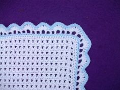 Baby Blanket for Moses Basket Pram Car Seat Bouncing by MargoMakes