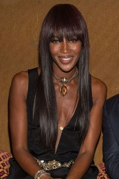 "Supermodel gossip: Naomi Campbell talks about the first episode of ""The Face"" (and competing with Kurkova and Rocha)"