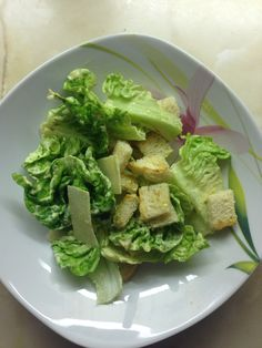 Caesar salad homemade
