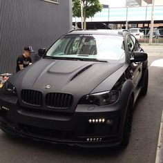 Hamann tuned Tycoon Evo BMW X6 M ~ photo by Bennie Rodgers