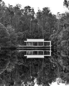 Pavilhão Tunga, Instituto Inhotim. Brumadinho/MG, Brasil