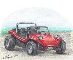 Beach Cars, Baja Bug, Sand Toys, Beach Buggy, Dune Buggies, Vw Bugs, Manx, Volkswagen, Jeep