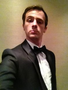 The best thing about staying with @Darren Criss is trying on his clothes! - Brian Holden (twitter)