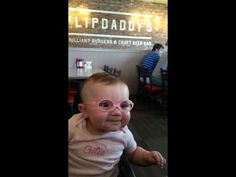 Heart-melting Moment Baby Gets Glasses And Sees Her Parents' Faces For The First Time Claim Of Policy, Ap Psych, Web Story, Melting Moments, Vision Therapy, People Videos, Video Library, Optometry, Eyes