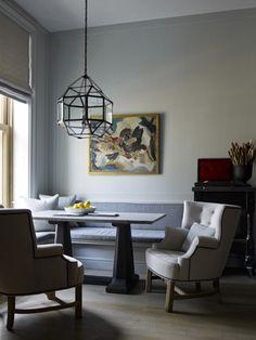 S.R Gambrel | Morris Hanging Lantern by Suzanne Kasler | circalighting.com