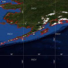 mappa sismica ingv terremoto stati uniti d'america 29 maggio 2015