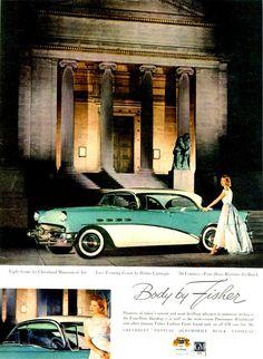 'Body by Fisher' Car Ads - Retronaut