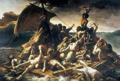 Le radeau de la Méduse is de titel van een beroemd schilderij van Théodore Géricault, dat momenteel in het Louvre in Parijs hangt.