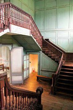 Drayton Hall Plantation Hall 2009 - Charleston County, South Carolina