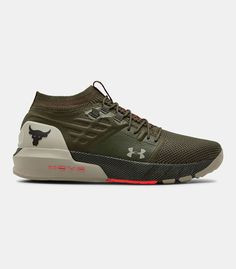 Under Armour Mens Project Rock 2 - 7 Men S Shoes, Boys Shoes, The Rock, Mens Training Shoes, Shoe Department, Under Armour Shoes, Underwear Shop, Girl Backpacks, Best Sneakers