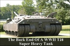 Super Heavy Tank