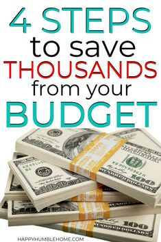 How to Cut Your Monthly Budget - Learn a simple step-by-step process for lowering your monthly costs and saving more money! Energy Saving Tips, Best Money Saving Tips, Saving Money, Saving Ideas, Sample Budget, Planning Budget, Monthly Budget Planner, Budget Binder, Monthly Expenses
