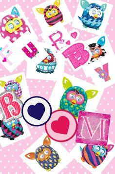 FURBY BOOM♥♥♥!! I love you!!