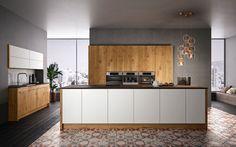 OSTER Küchen Cochem massiv Holz Bio