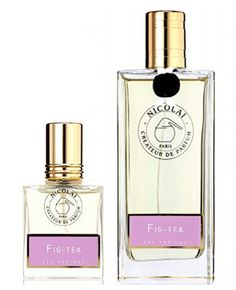 Fig Tea  Eau Fraiche by PARFUMS DE NICOLAI, at Luckyscent. Hard-to-find fragrances, niche brand perfumes,  and other under-the-radar luxuries.