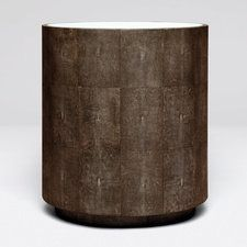 Cara Side Table Mushroom