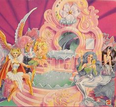 cartoons aesthetic Crystal Falls is a location - 1980 Cartoons, Vintage Cartoon, Vintage Toys, Jem And The Holograms, She Ra Princess Of Power, Magical Girl, Cute Art, Childhood Memories, Art Drawings