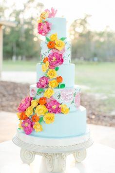 Just wow: http://www.stylemepretty.com/florida-weddings/groveland-florida/2015/04/15/country-chic-florida-farm-wedding/   Photography: Amalie Orrange - http://amalieorrangephotography.com/